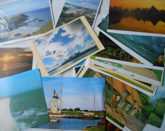 UK British Isles Landscape Photos Picture Pack 42  Color Prints England Scotland Wales