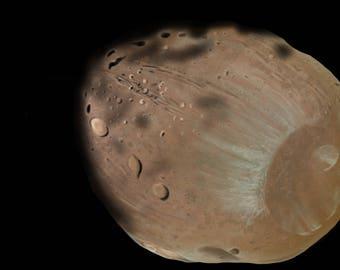 Phobos (moon of Mars)