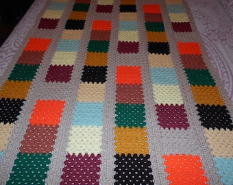 Extra Quick Granny Afghan