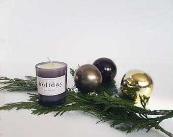 Balsam Fir Holiday Candle