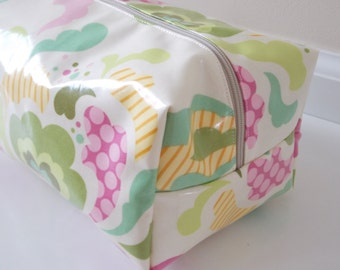 Waterproof Cosmetic Bag - Cosmetic Pouch - Makeup Bag
