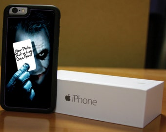 Joker Custom Photo Phone Case for Apple iPhone & iTouch Devices