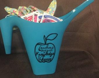 Teacher Appreciation Garden Kit