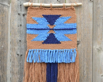 ON SALE  Woven Wall Hanging