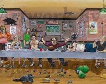 It's Always Sunny in Philadelphia: The Gang's Last Supper