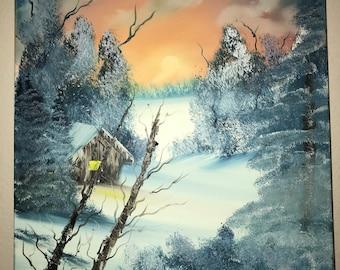 Snowy Winter Hideaway