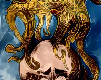 Melee of the behemoth