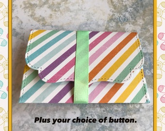 Pride | gift card | rainbow | DIY coupon | voucher holder | envelope | note card | charity | prize envelope | invitation | message |