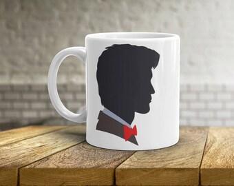 Doctor Who Mug • Dr Who Mug • Matt Smith • Holiday Mug • Christmas Present • Coffee Cup • Coffee Mug • Tea Cup • 11oz 15oz