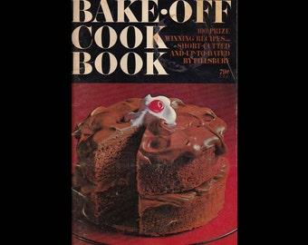 Bake-Off Cookbook - Vintage Recipe Book c. 1967