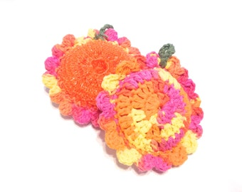 Playtime Flower Pot Scrubbers- Pair
