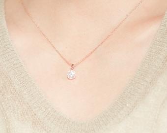 Swarovski necklace Etsy