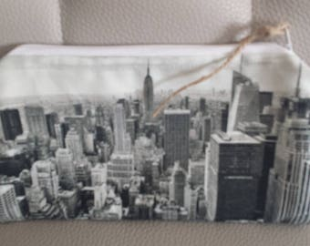 Pencil case, fabric pencil case, back to school pencil case