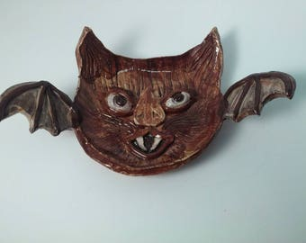 Vampire Bat mini-dish