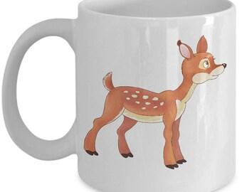 Cute Baby Deer Mug