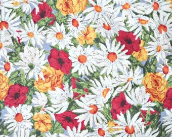 Country Home Quilt Fabric, by Anna Krajewski, for South Sea Imports, 100 Percent Cotton, Fabric by the Yard