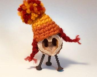 Cunning Jayne Hat Crochet Ornament Keychain Firefly Serenity