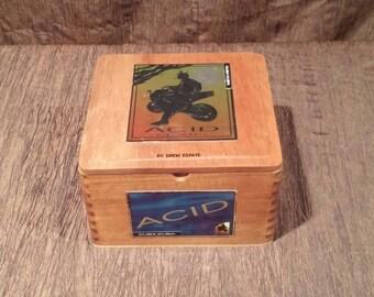 Kuba Kuba Acid Cigar box, free shipping
