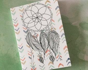 Dreamcatcher Sticky Notes