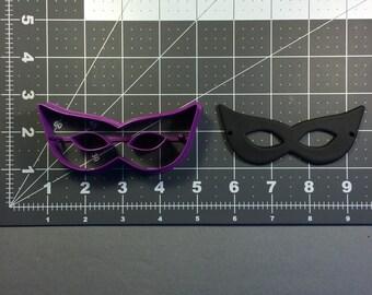 Masquerade 100 Cookie Cutter