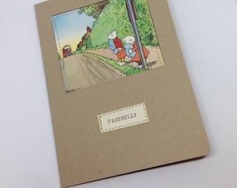 Farewell - Rupert Annual Greeting Card