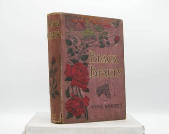 Black Beauty by Anna Sewell (Vintage, Classics)