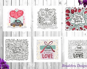 Valentine's card, greetings cards, love, valentine's, card for him, card for her, wife, girlfriend, boyfriend, husband