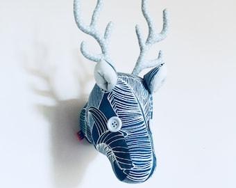 Blue deer trophy