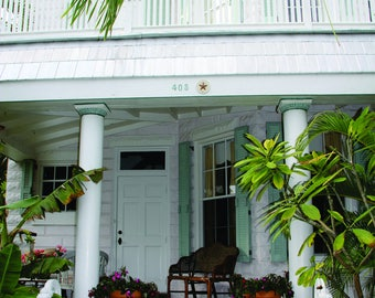 Vintage Home with Welcoming Porch in Key West, Florida