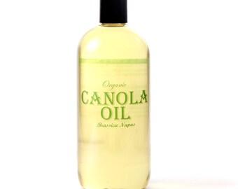 Canola Organic Carrier Oil - 1 Litre