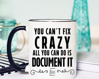 Psychology Gifts, Funny Psychology Coffee Mug, Funny Psychologist Coffee Mug, Funny Psychology Mug, Funny Psychologist Mug, Funny Nurse Mug
