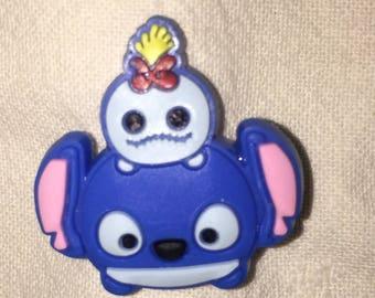 Stitch/Scrump TsumTsum Pin