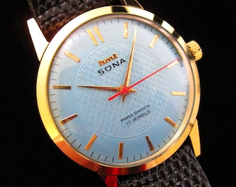 HMT Watch - Awesome Dial - Smooth & Clean