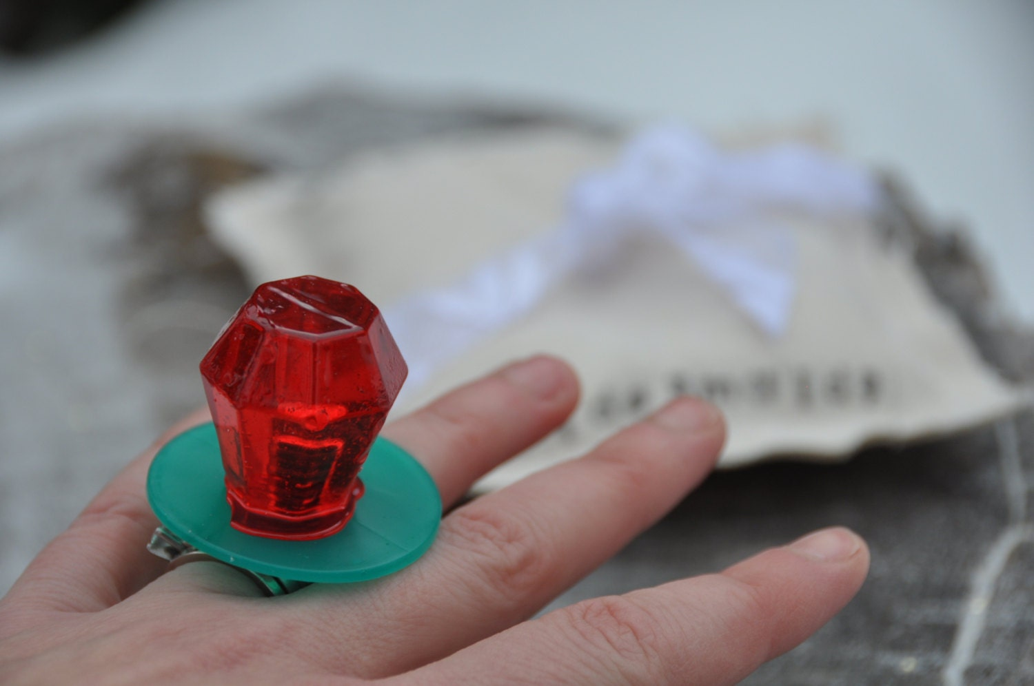 Will you be my ring bearer pop the question ring pop box