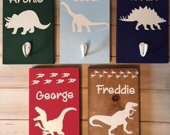Dinosaur Personalised sign,Boys room,Dino decor,Dino theme,Boys dinosaur bedroom,Dinosaur