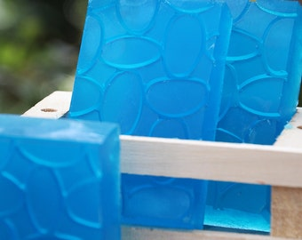 Rain Soap - Handmade Glycerin Soap // Gifts for Her // Gifts for Him