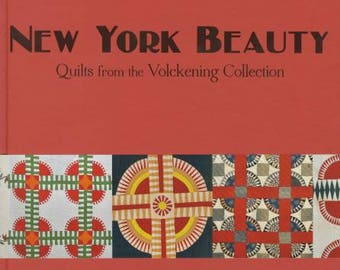 New York Beauty - Quiltmania Book - New in Wrapper