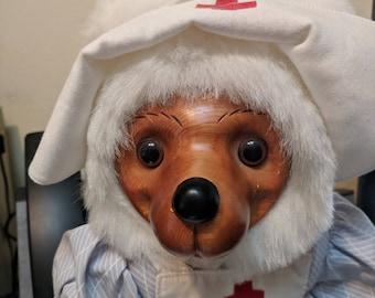 Raikes Bears, Nurse Margaret