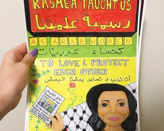 Rasmea Taught Us...