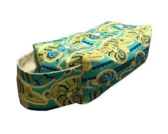 Tropical Geckos Project Bag Boxy Bag