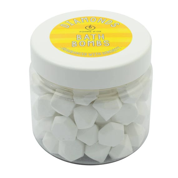 Diamond Bath Bombs - kind to sensitive skin