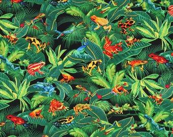 Tree Frogs - Custom Made Scrub Tops Nursing Uniforms