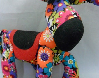 Wonkey Donkey cloth doll pdf