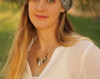 Knitting Pattern PDF - Cold Creek Hat