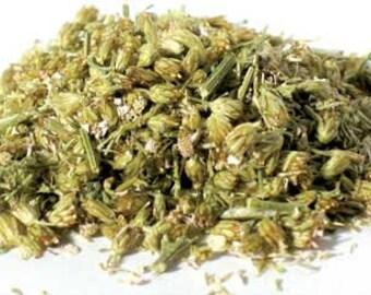dried yarrow