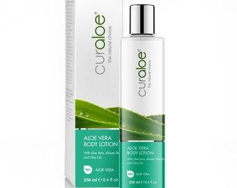 Aloe Vera Body Lotion with 70% Organic Aloe Vera