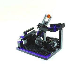 LEGO MiniLoop 16 Building Instructions
