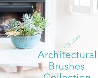 Architectural Brushes Collection for Lightroom