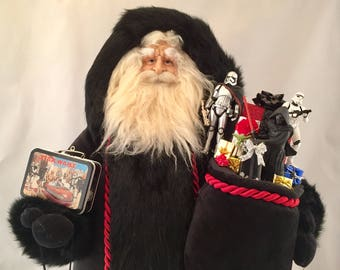 Star Wars Santa - Dark Side