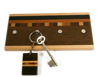 Key Holder / Wood Key Holder / Magnetic Key Holder